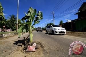 Kerusakan Jalan Nasional