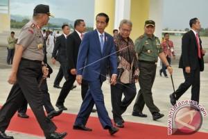 Dari Riyadh, Presiden Jokowi kembali transit di Aceh