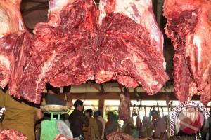 Disperindag: Harga daging paling tinggi Rp130 ribu/kg