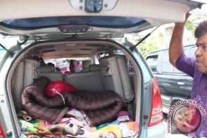 Bayi meninggal saat dilahirkan di dalam mobil