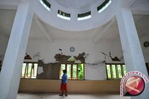 26 rumah rusak akibat gempa di Gayo Lues