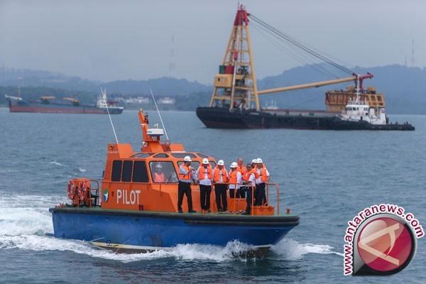 Pemerintah terima hibah sistem lalu lintas kapal dari Jepang