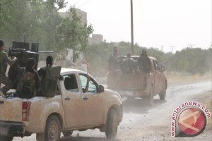 Militer Suriah rebut kota penting di Aleppo dari ISIS