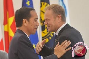 Pemerintah percepat negosiasi perjanjian ekonomi dengan Uni Eropa