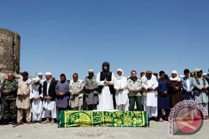 Tiga meninggal dalam penembakan di satu masjid Afghanistan