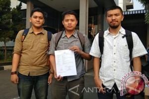 Wartawan LKBN ANTARA laporkan kasus kekerasan ke Polda