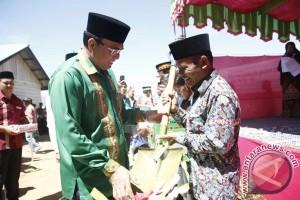 Aceh Tengah canangkan bulan bhakti gotong royong