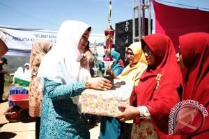 Lima Kampung terbaik laksanakan 10 program pokok PKK