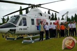 BNPB tambah helikopter padamkan kebakaran di Aceh Barat