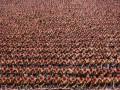 Warga dari berbagai komponen masyarakat, PNS, anggota TNI/Polri, pelajar bersiap-siap menampilkan tarian tradisional Saman saat gladi di stadion Seribu Bukit, Kabupaten Gayo Lues, Aceh, Sabtu (12/8/2017). Tarian massal Saman yang telah menjadi warisan budaya dunia akan diikuti 10.001 penari pada 13 Agustus 2017. (ANTARA FOTO/Irwansyah Putra)