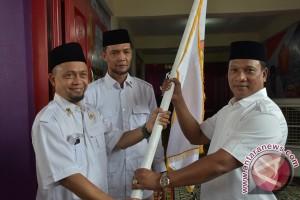 Khalid resmikan sekretariat Gerindra Bireuen