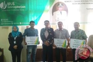 BPJS komit lindungi tenaga kerja di Aceh Selatan