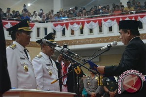 Gubernur lantik bupati dan wakil bupati Abdya