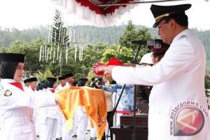 Peringatan Proklamasi di Aceh Tengah berlangsung Khidmat