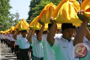 Wagub Aceh terima rekor MURI hidangan terbanyak