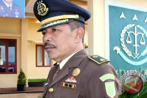 Jaksa tahan mantan kepala BPBD Abdya