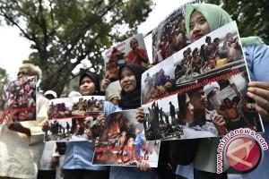 Remaja Aceh Singkil kecam kebrutalan Myanmar terhadap Rohingya