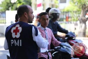 PMI Kota Lhokseumawe galang dana bantuan ''Peduli Rohingya''