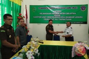 Kejari kawal pembangunan bandara di Aceh Selatan