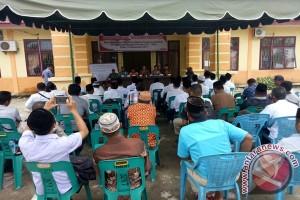 Singkil deklarasi pemilihan keuchik di 48 desa