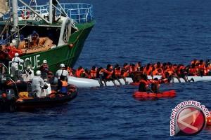 Libya dan Italia selamatkan 5.000 pencari suaka di Mediterania