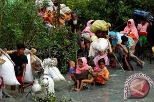 Ada 70.000 ibu hamil dan menyusui di antara pengungsi Rohingya