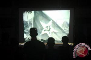Pemutaran film G-30S/PKI di Lhokseumawe dipadati penonton