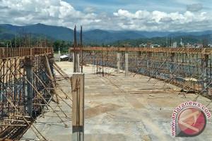 Kontraktor kerja proyek pasar modern Abdya diputuskan