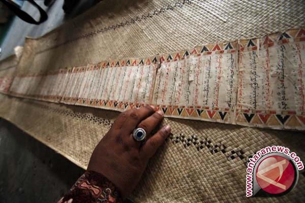 Peneliti: 200 manuskrip Aceh dijual ke luar negeri