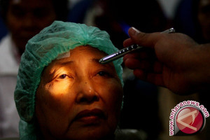 Katarak penyebab utama kebutaan di Indonesia