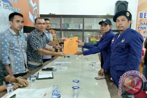 Nasdem Aceh Barat serahkan 467 sipol