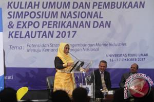 Menteri Susi ajak masyarakat Aceh kawal Perpres 44