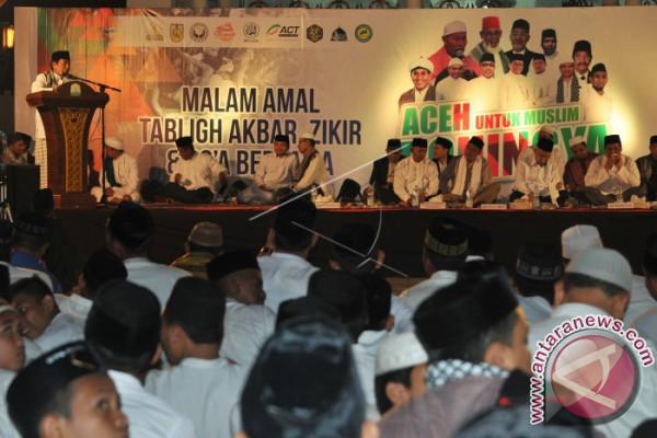 Malam Amal Rohingya