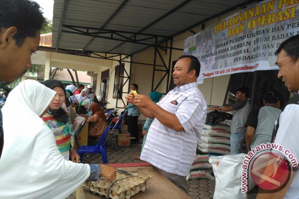 Pemkab Aceh Barat gelar pasar murah