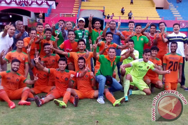Aceh United promosi ke Liga 2 Nasional