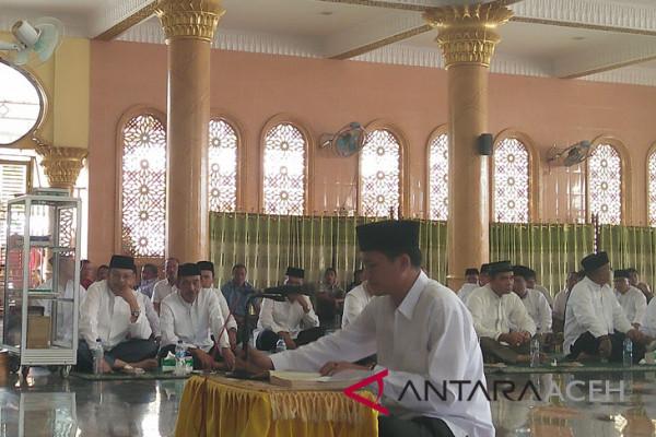 Bacaleg uji baca Al Quran 19 juli