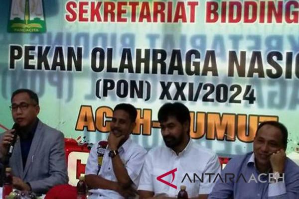 Wagub: Aceh-Sumut harus jadi tuan rumah PON