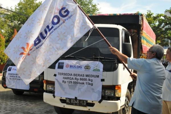 Bulog Aceh pastikan stok beras bencana tercukupi
