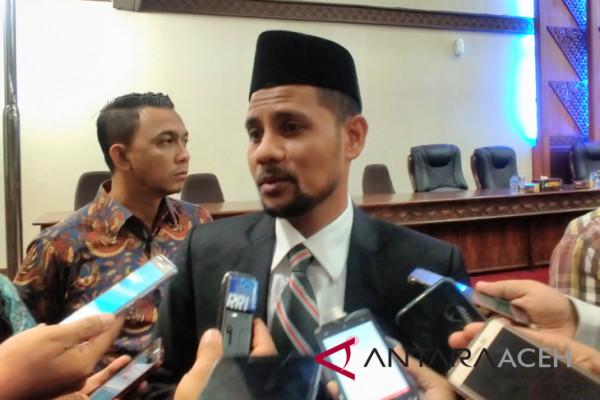 Sejumlah politisi Partai Aceh daftar DPR RI