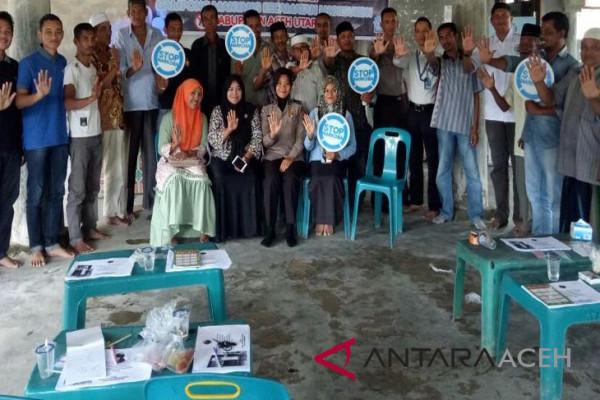Pemuda Aceh Utara diedukasi bahaya narkoba