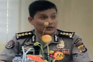 Polisi tangkap pengedar narkotika di Aceh Besar