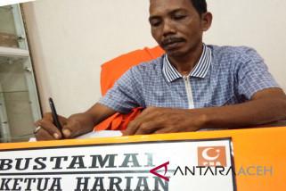 PNA Tamiang target dapat enam kursi