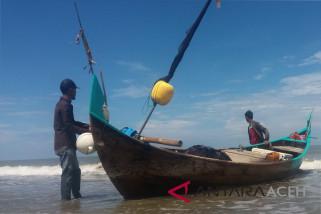 Pendapatan nelayan Aceh Utara anjlok