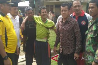 Satu lagi pasien pasung Aceh Utara dibebaskan