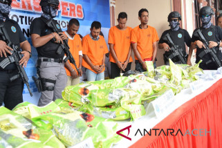 BNN foils attempt to smuggle 40 kilograms of methamphetamine