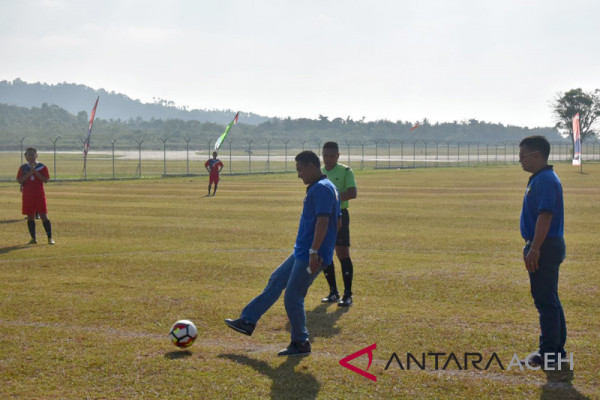 26 tim ikut turnamen Danlanud Cup Sabang