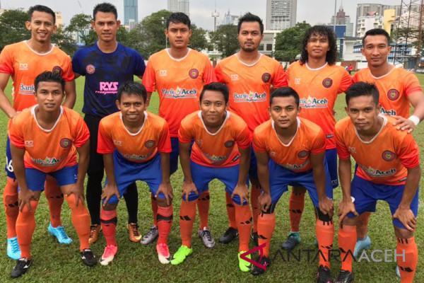 Persiraja ditaklukkan PDRM Malaysia 0 - 2