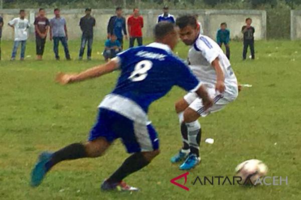 Pesta gol, Teudayah jumpa Reuelung di final