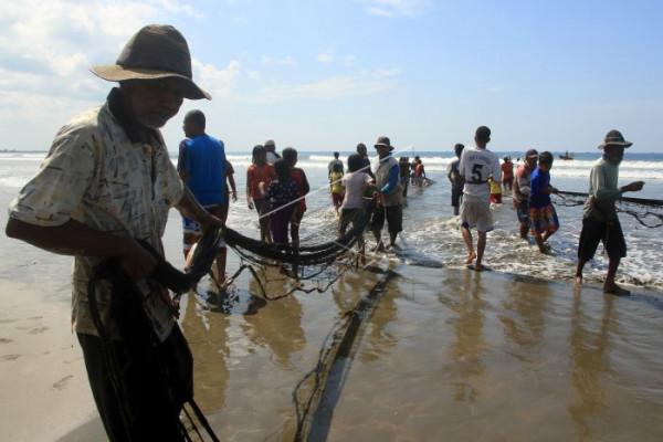 Tangkapan Nelayan Pukat Darat Menurun