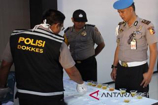 250 personel Polresta Banda Aceh tes urine